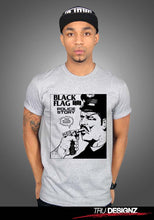Black Flag Police Story T-Shirt
