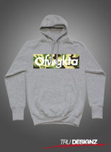 OFWGKTA Odd Future Wolf Gang Kill Them All Camo Hoodie