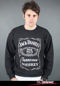 Jack Daniels Whiskey Tennessee Sweatshirt