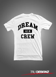 Drake Dream Crew 416 T-Shirt