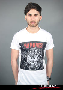 The Ramones Chrysalis Years Vintage Graphic T-Shirt