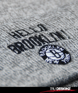 Hello Brooklyn  Beanie Hat