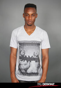 Jay-Z Magna Carta Holy Grail Graphic Mens V-Neck T-Shirt