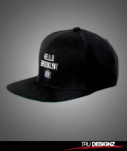Hello Brooklyn Snapback