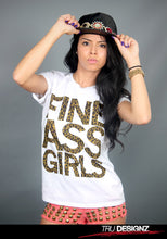 **Sale** Sodraya Fine Ass Girls Womens  T-Shirt