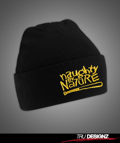 Naughty By Nature Beanie Hat