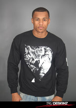 Drake OVO 416 Graphic Owl Sweatshirt