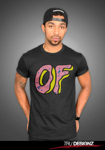 **Sale** Ofwgkta Odd Future OF Doughnut T-Shirt