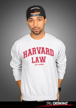 Harvard Law Just Kidding Slogan Sweatshirt