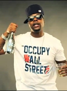 Jay-Z Occupy All Streets T-Shirt