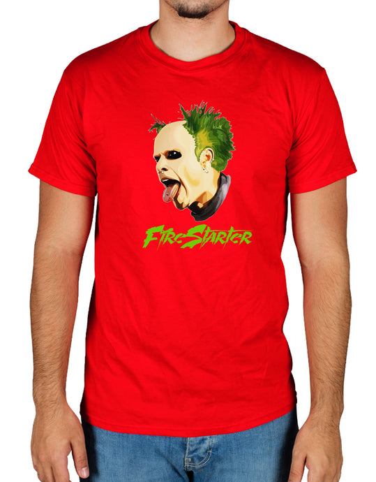 Keith Flint Prodigy Firestarter T-Shirt