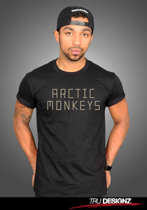 Arctic Monkeys 2018 Logo T-shirt