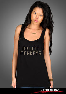 Arctic Monkeys 2018 Logo Women's Vest