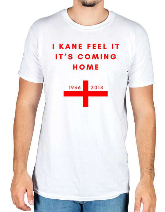 I Kane Feel it Coming Home England football World Cup 2018 T-Shirt