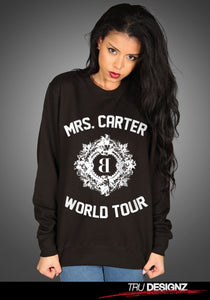 **Sale** Mrs Carter World Tour Sweatshirt