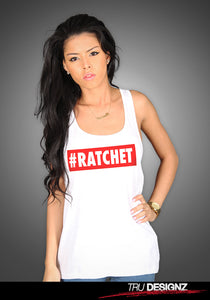 #Ratchet Women's Vest