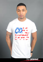 French Montana Coke Boys USA Stars T-Shirt
