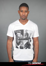 James Dean Style Icon Graphic V-Neck