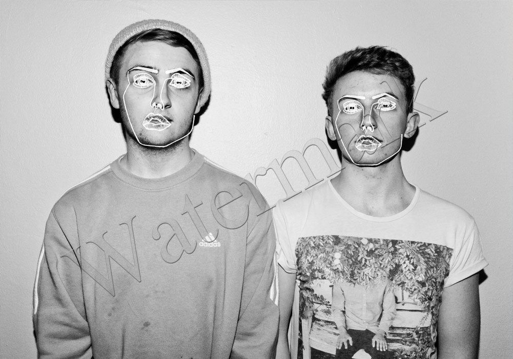Disclosure White Noise  Poster