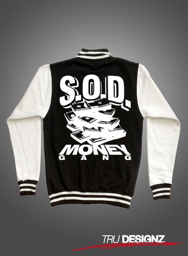 Soulja Boy SOD Money Gang Varsity Jacket