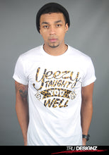 Yeezy Taught You Well Leopard Print T-Shirt