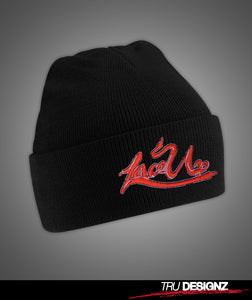 Machine Gun Kelly Lace Up MGK Beanie Hat