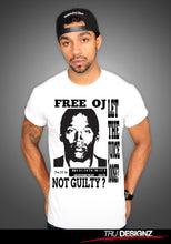 Free OJ NEW Graphic T-Shirt