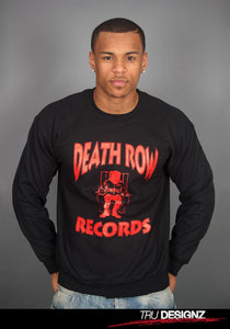**Sale** Deathrow Records Sweatshirt