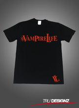#VampireLife Red Jim Jones T-Shirt