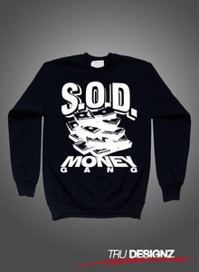 Soulja Boy SOD Money Gang Sweatshirt