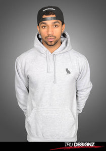Drake OvO Tonal Owl Patch Pullover Hoody