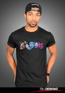 Graffiti Hip Hop Legends T-Shirt