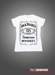 Jack Daniels Whiskey Tennessee Women's T-Shirt
