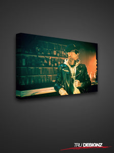 Tyga Bar Side Canvas