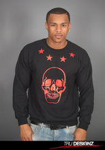 French Montana *Limited Edition* Coke Boys Star Skull Sweatshirt