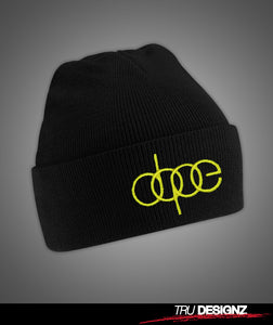 Dope Rings Limited Edition Beanie Hat
