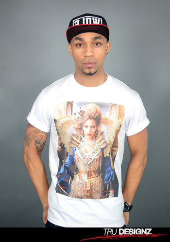 Royal Beyonce All Hail The Queen Graphic T-Shirt