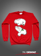 Mickey Weed Hands Sweatshirt