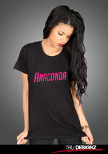 Anaconda Womens T-shirt