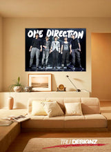 One Direction Group Poster