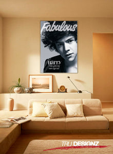 Harry Styles 'Own Age' Fabulous One Direction Poster