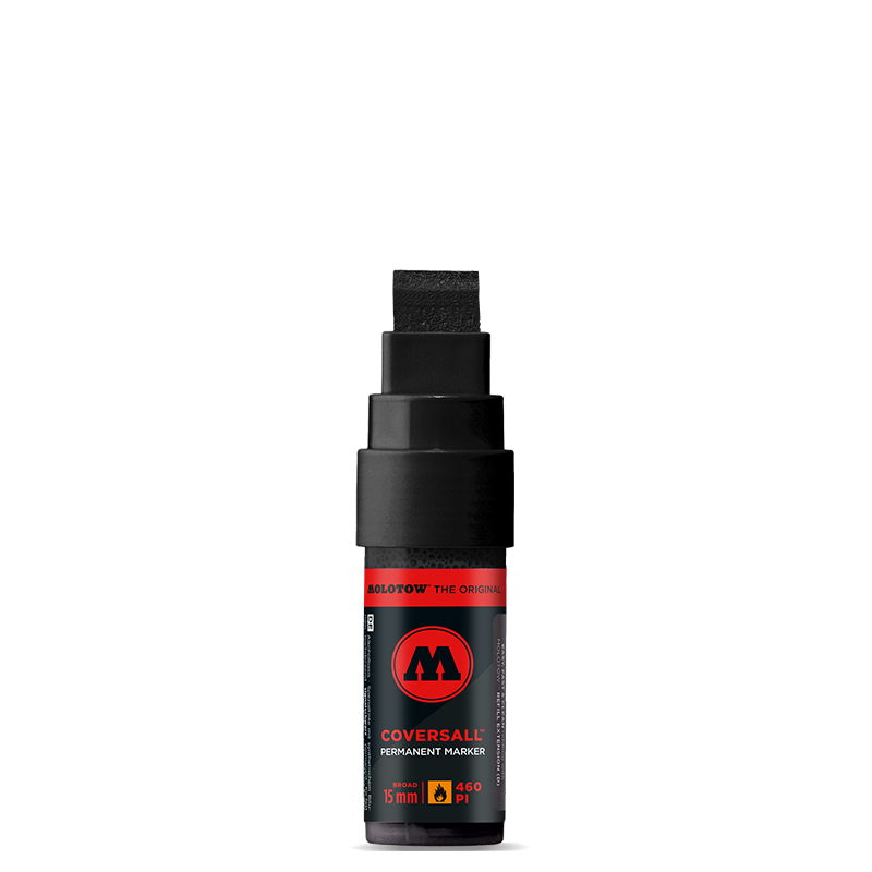 MOLOTOW™ COVERSALL 460PI MARKER 15 MM