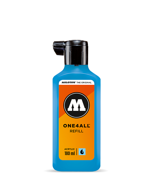 MOLOTOW™ ONE4ALL REFILL 180 ML