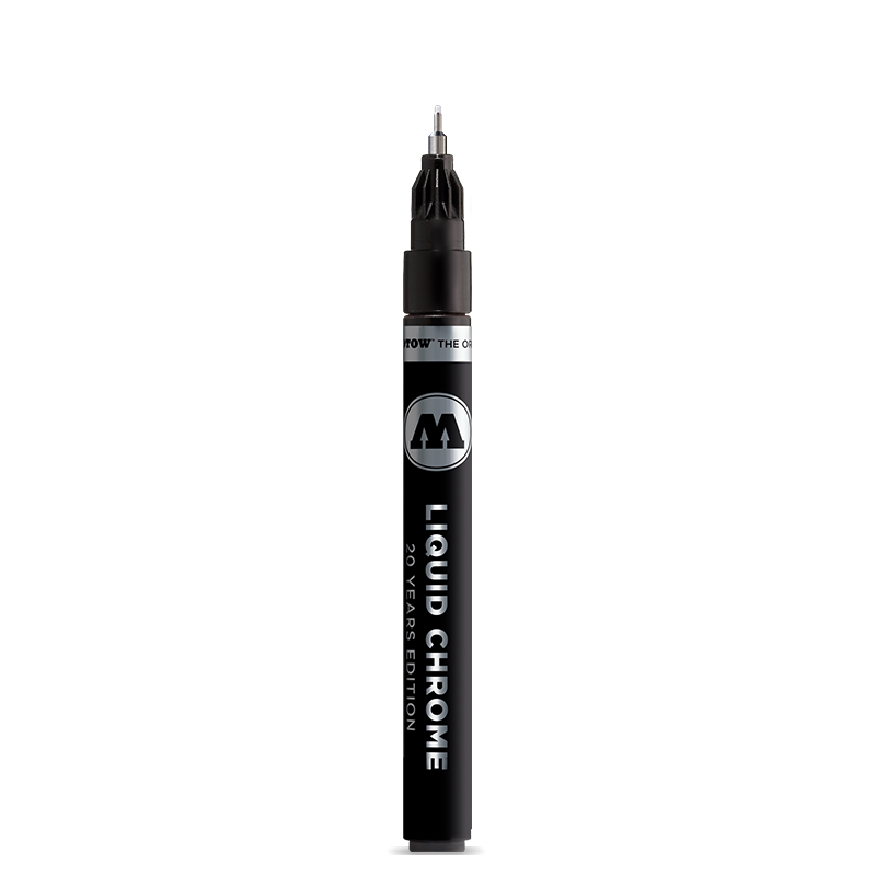 MOLOTOW™ LIQUID CHROME MARKER 1 MM