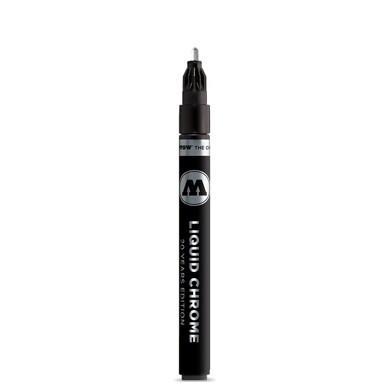 MOLOTOW™ LIQUID CHROME MARKER 2 MM