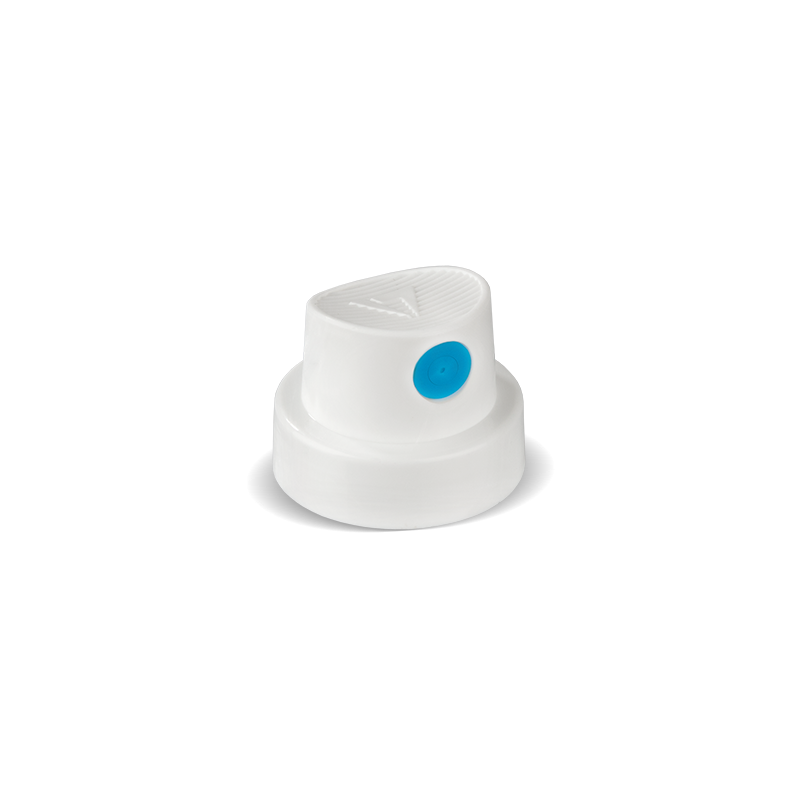FLAME™ CAP SMOOTHSOFT (WHITE/BLUE)