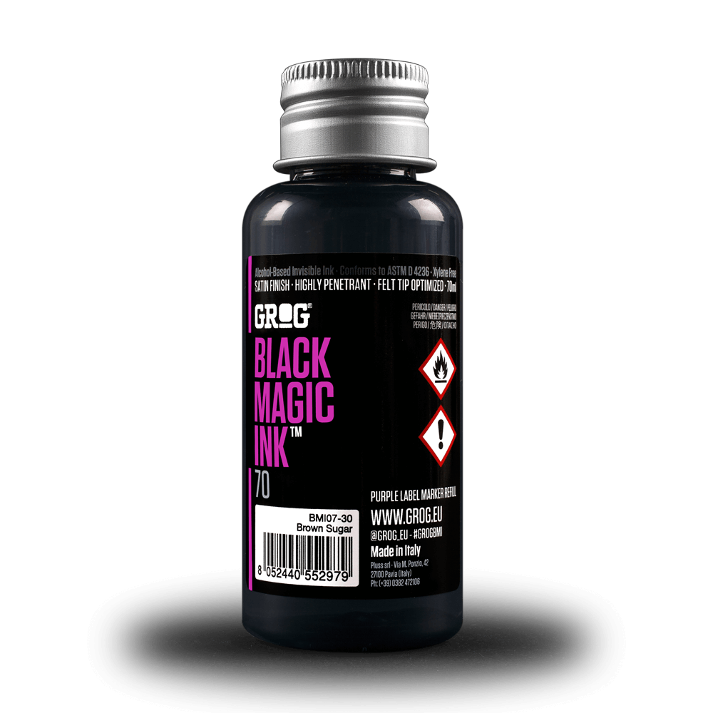 Grog Black Magic Ink 70