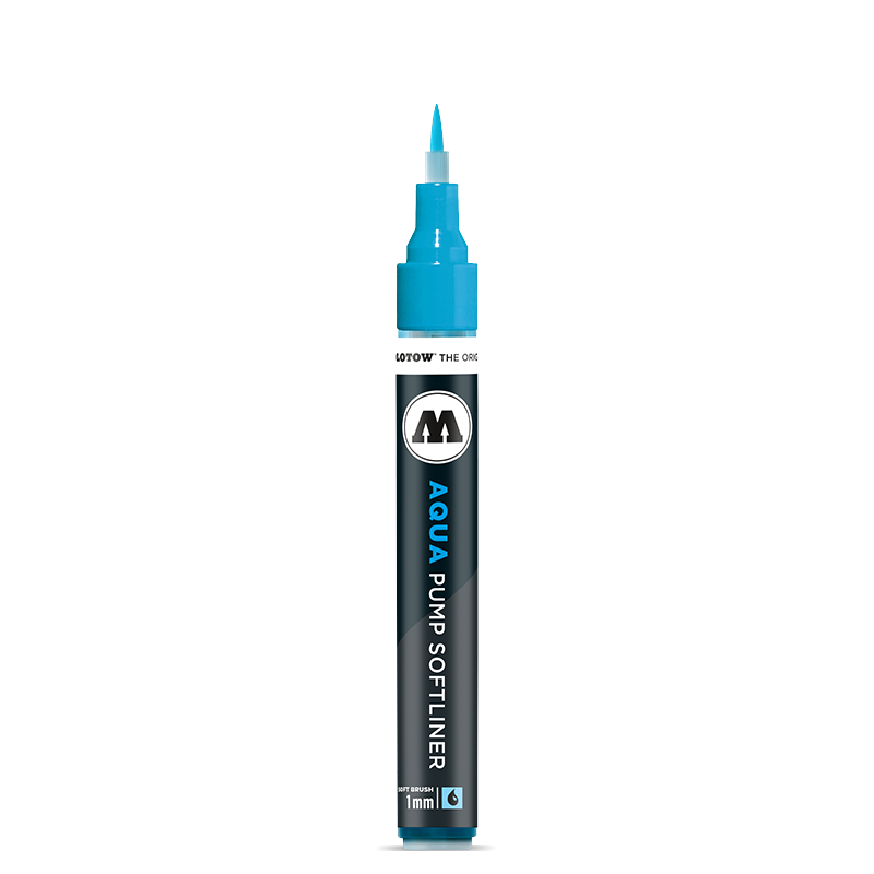 MOLOTOW AQUA PUMP SOFTLINER 1 MM