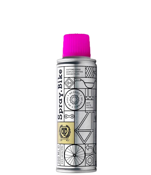SPRAY.BIKE POCKET SOLIDS 200ML
