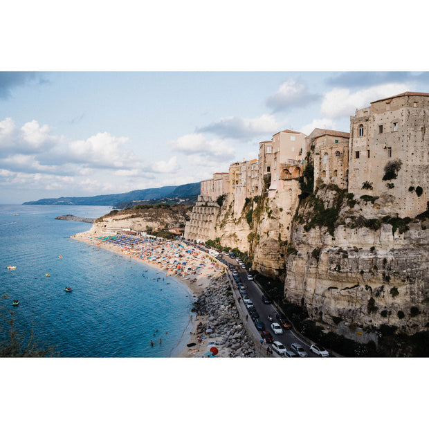 Tropea, Italy by Rhianna May
